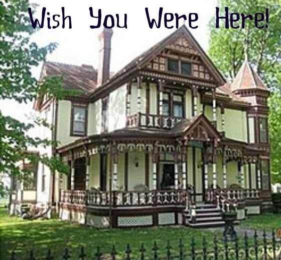 The history chicks painted ladies archives the history for Victorian house facts