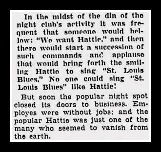 The Milwaukee Sentinel, October of 1934