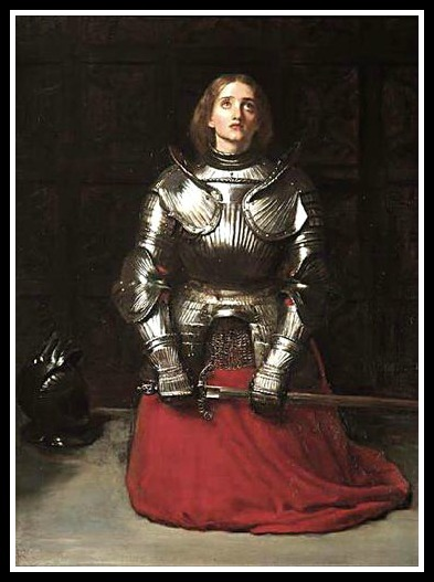 Joan of Arc, Sir John Everett Millais