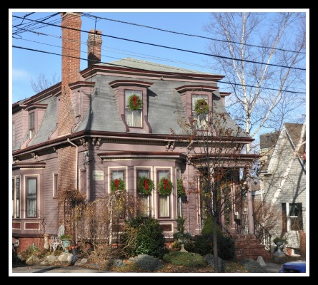 Lydia Pinkham House, Lynn MA (Not open to public, but a registered National Historic Landmark)