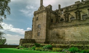 Stirling Castle, one of the Keep-Mary-Safe places