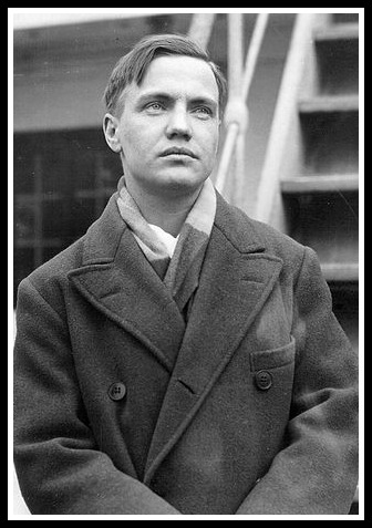 Hedy's collaborator on the Secret Communications System, George Antheil