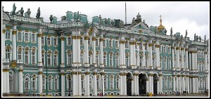 We're not in Stettin any more. It's easy to see WHY Mama Joanna would be in no hurry to leave. Winter Palace wikicommons