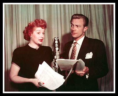Lucille and Richard Denning in My Favorite Husband