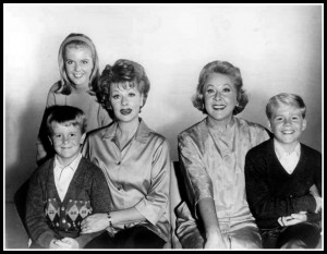 Cast of The Lucy Show