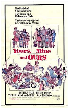 Yours. Mine and Ours (1968)
